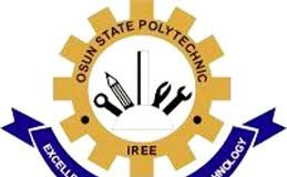 Osun State Polytechnic HND Admission Form