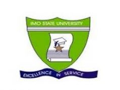 Imo State University (IMSU) JUPEB Admission Form 2020/2021