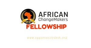 African Changemakers Fellowship Program