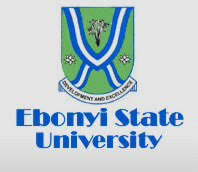 Ebonyi State University (EBSU) Merit Admission List 2020/2021