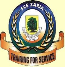 FCE Zaria Admission Lists