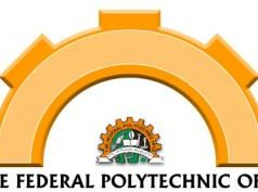 Federal Poly Offa ND Full-Time Admission List 2020/2021