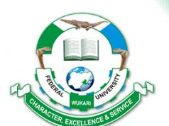 FUWUKARI Supplementary Post UTME Admission Form 2020/2021