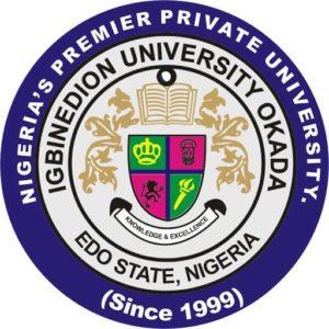 Igbinedion University Post UTME Admission Form