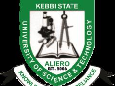 KSUSTA Diploma Admission List 2020/2021