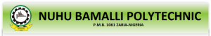 Nuhu Bamalli Poly ND Admission List