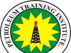 Petroleum Training Institute (PTI) Certificate Programme Admission Form 2020/2021