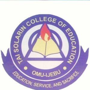 TASCE Admission List for 2019/2020 Academic Session