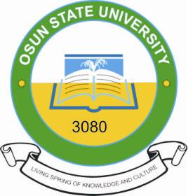 UNIOSUN Supplementary Admission Lists