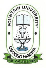 Fountain University JUPEB Admission Form