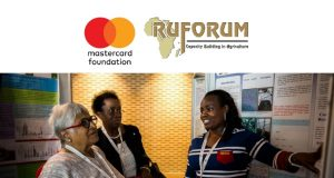 MasterCard Foundation at RUFORUM Scholarship Award