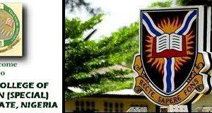 UI – FCE (Special) Oyo Degree Registration Procedure