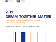 Dream Together Masters Scholarships
