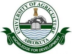 FUNAAB Part-time Admission Form 2019/2020