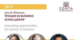 Jane M Klausman Women in Business Scholarships
