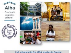Leventis Foundation MBA Scholarship