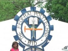 Federal Poly Bida HND Admission Form