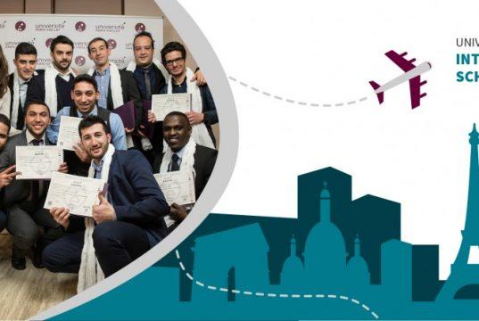 Université Paris-Saclay International Master's Scholarship