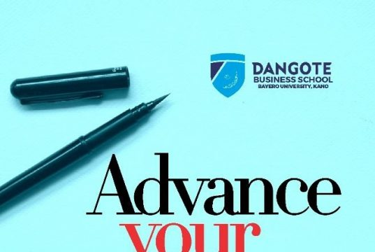 BUK Dangote Business School Professional Course Admission