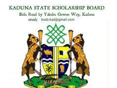Kaduna State Overseas Scholarship