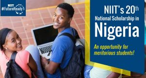 NIIT Nigeria National Scholarship