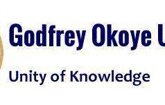 Godfrey Okoye University (GOUNI) Sandwich Admission Form 2021/2022