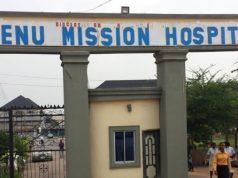 Iyi-Enu Mission Hospital School of Nursing Admission Form 2020/2021