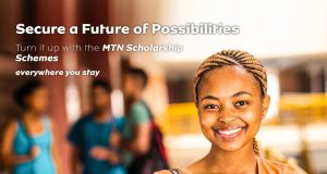 MTN Scholarship Scheme 2020 for Nigerians | [N200,000 Annually Till Graduation]