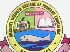 MOCPED (Affiliated to UI) Post-UTME/DE Admission Form 2020/2021