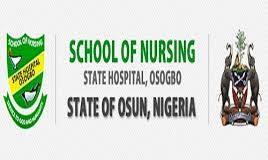 Osun State School of Nursing & Midwifery Entrance Examination Date 2020/2021