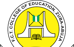 FCT College of Education Zuba Pre-NCE Admission Form 2021/2022
